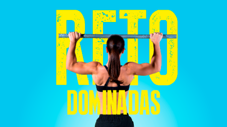 Reto Dominadas Power Fit Gym